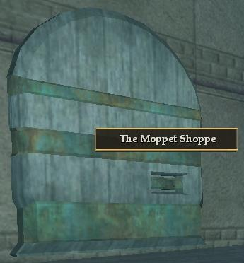 The Moppet Shoppe