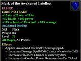 Mark of the Awakened Intellect