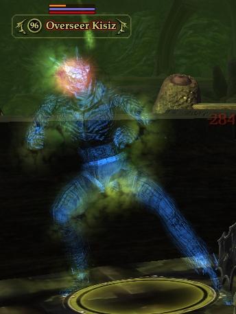 Overseer Kisiz (Advanced Solo)