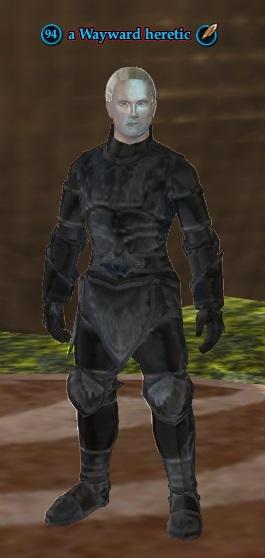 A Wayward heretic