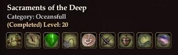 Sacraments of the Deep