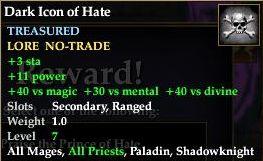 Dark Icon of Hate