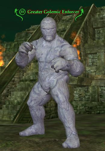 Greater Golemic Enforcer