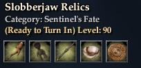 Slobberjaw Relics