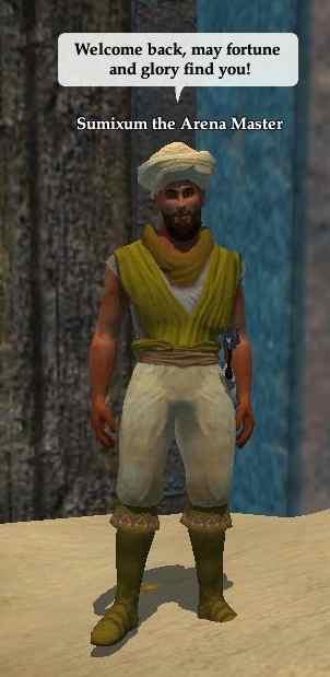 Sumixum the Arena Master