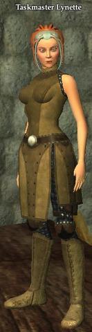 Taskmaster Lynette