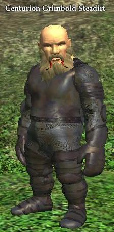 Centurion Grimbold Steadirt