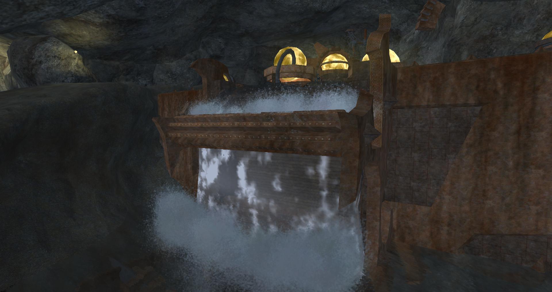 The Clockwork Hydroelectric Dam