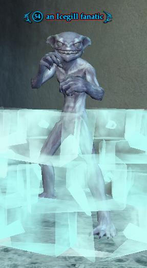 An Icegill fanatic
