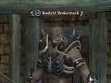 Koduhl Brokentusk