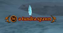 A tundra spawn