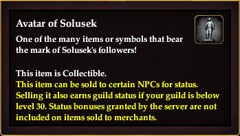 Avatar of Solusek