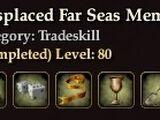 Misplaced Far Seas Mementos
