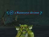 A Runnyeye diviner