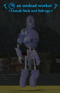 An undead worker (Jarsath Wastes)