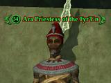 Ara Priestess of the Fyr'Un