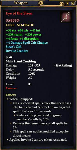 Leandre's Shard: Drusella's Extraction