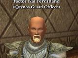 Factor Kai Ferdinand