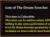 Icon of The Dream Scorcher