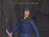A Sableflame adherent