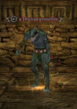 A Thulian proselyte
