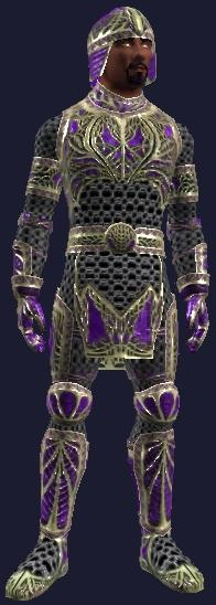Elaborately Ornamented Chain (Armor Set)
