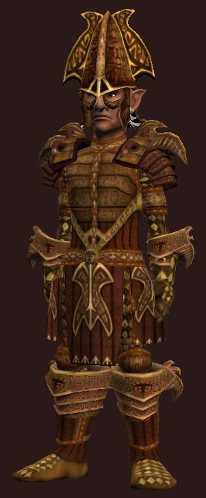 Forest Stalker's Elysian (Armor Set)