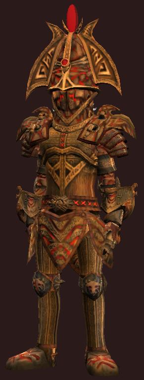 Myrmidon's Empyrean (Armor Set)