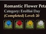 Romantic Flower Petals