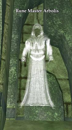 Rune Master Arbolis