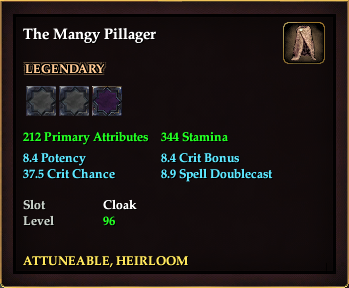 The Mangy Pillager