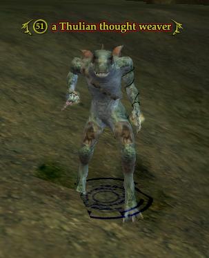 A Thulian thought weaver