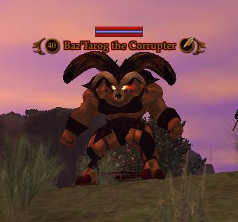 Baz'Tarog the Corrupter