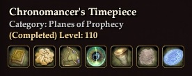 Chronomancer's Timepiece (Collection)