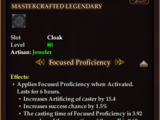 Cloak of the Master Jeweler