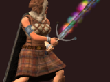 Prismatic Greatsword of the Scale
