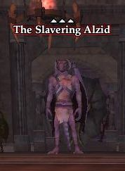 The Slavering Alzid