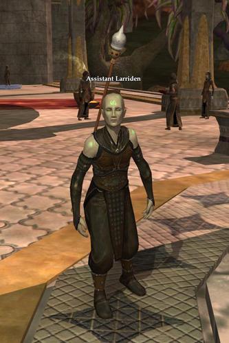 Assistant Larriden