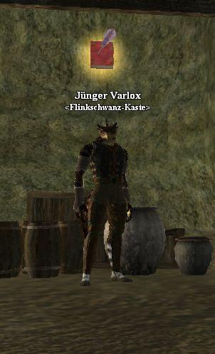 Disciple Varlox (Mediation)