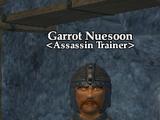 Garrot Nuesoon