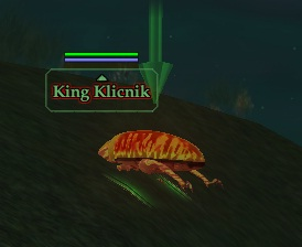 King Klicnik