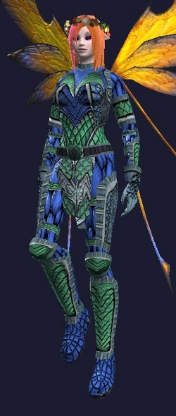 Nature's Tempest (Armor Set)
