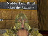 Noble Taig Rhul (Freeport)