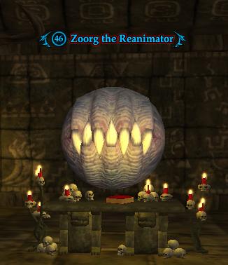 Zoorg the Reanimator