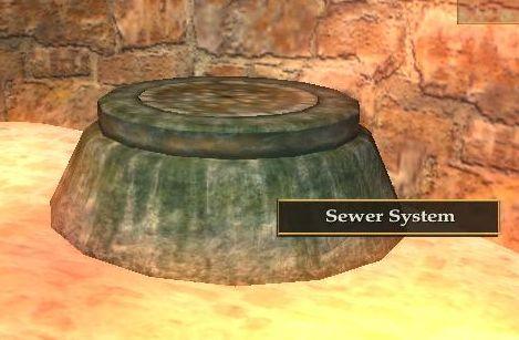 The Sewer it Key