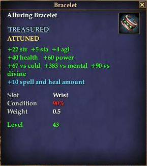 Alluring Bracelet
