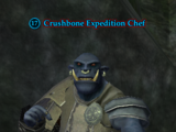 Crushbone Expedition Chef
