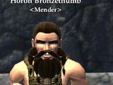 Horon Bronzethumb