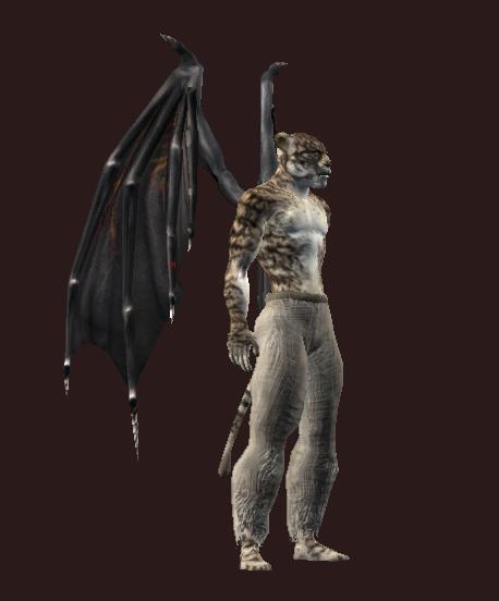 Nightmare Flight Wings