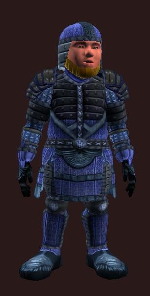 Forest Scion's Resplendent (Armor Set)